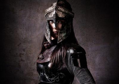 Costume guerrière vampire - Photo Warped Galerie