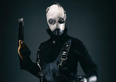 Costume Mr Tib 1 - Photo Warped Galerie