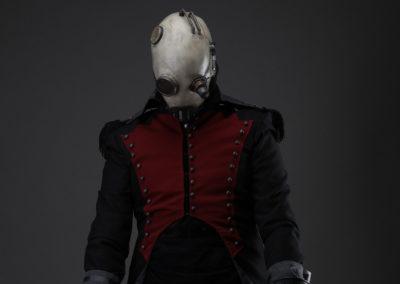 Costume Mr Tib 3 - Photo Warped Galerie