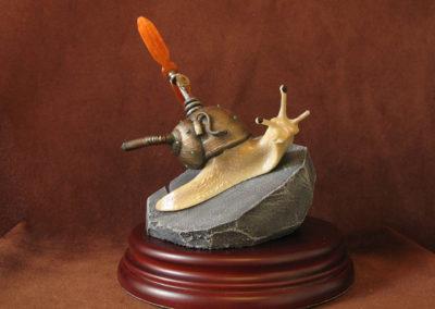 Escargot steampunk
