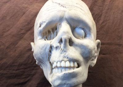 Sculpture zombie